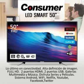 Smart TV Consumer de 50 pulgadas (3404)