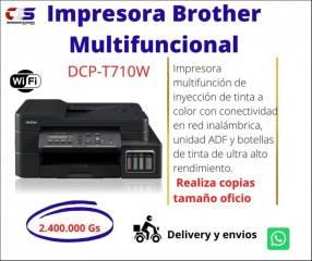 Impresora multifuncional Brother DCP-T510W