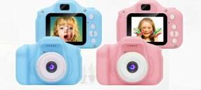 Cámara fotográfica infantil