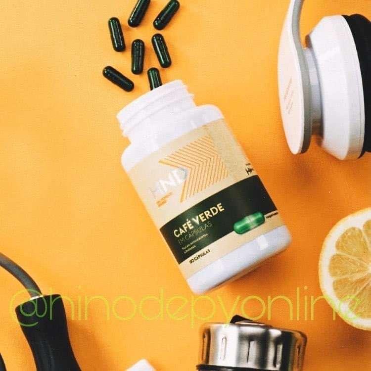 Café verde en cápsulas. Potencia la saciedad, promueve la limpieza de toxinas del cuerpo. - 0