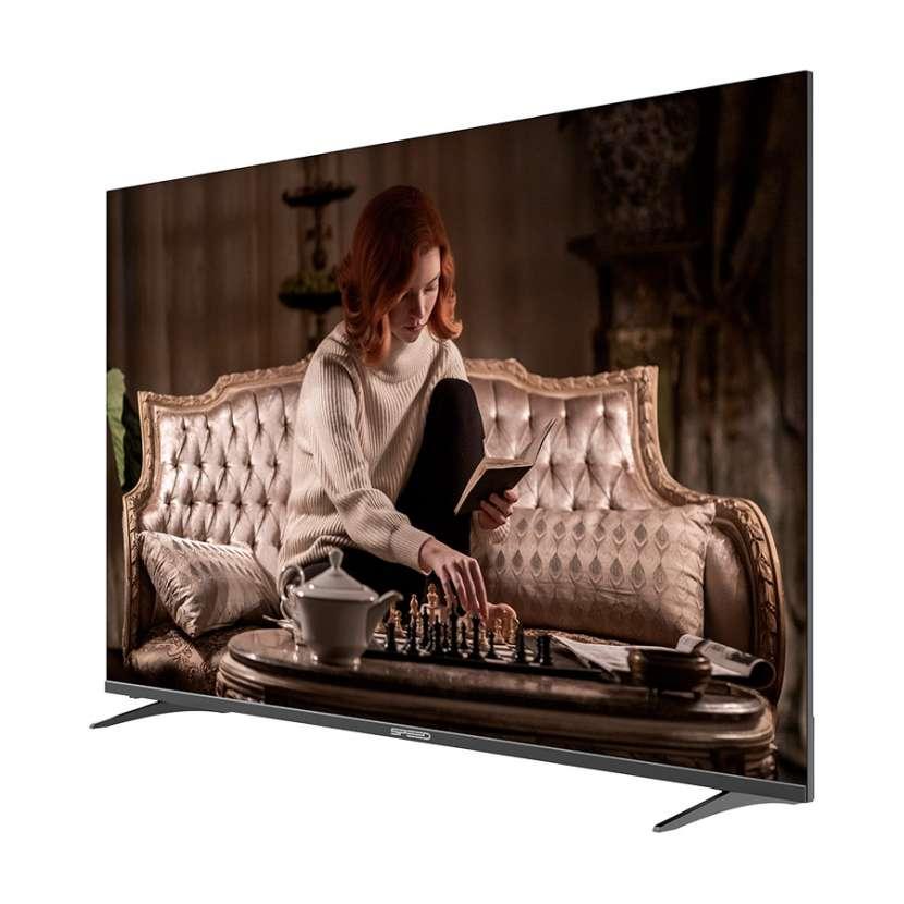 Tv led smart uhd 4k Speed 55 pulgadas - 0