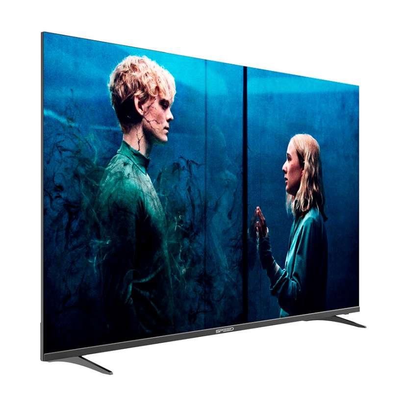 Smart tv led 50 pulgadas full HD - 0