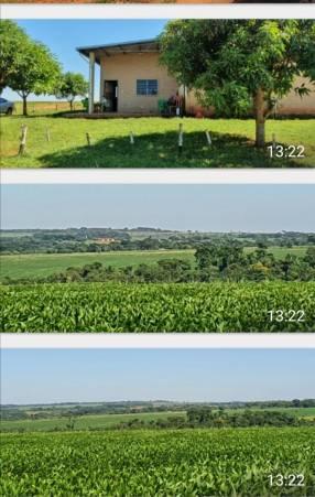 1777 hectáreas en distrito Azote antes Horqueta