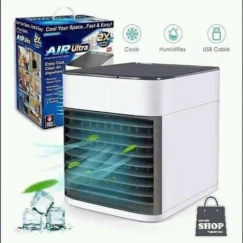 Mini aire acondicionado portátil - 0