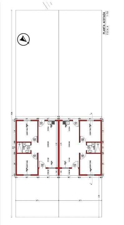 Construcción de 2 casas - 5