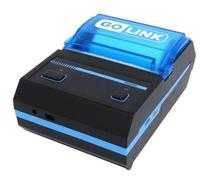 Impresora mini térmica Golink GL-1020 58mm azul