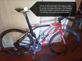 Bicicleta BMC RoadRace Sl01 full carbono talle 54
