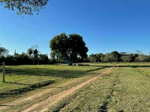 Terreno 1.700 m2 en Potrero Itauguá Km 30 - 1