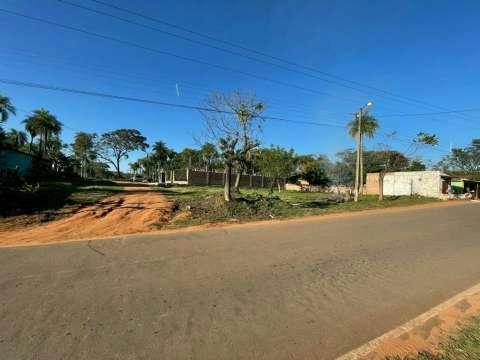 Terreno 1.700 m2 en Potrero Itauguá Km 30 - 2