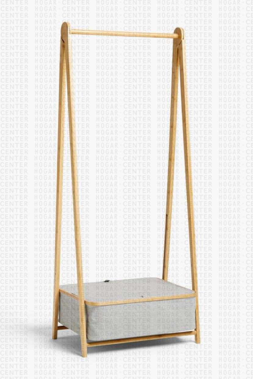Perchero de Bambú - 1