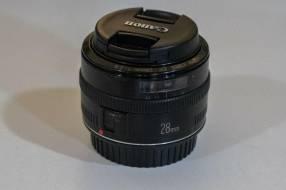Lente Canon 28 mm 2.8