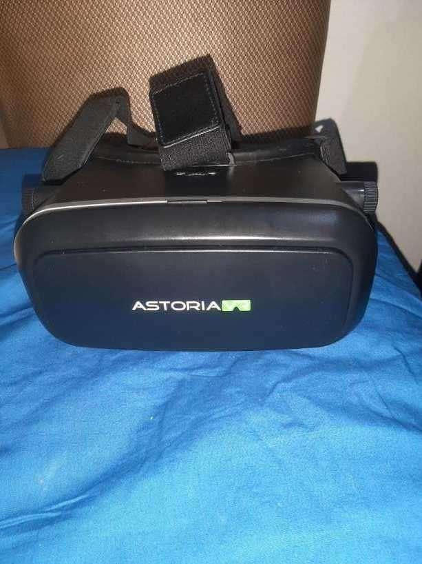 Lentes de realidad virtual - 2
