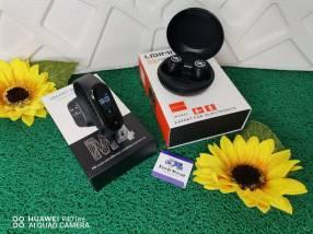 Smartwatch y auricular JBL a bluetooth