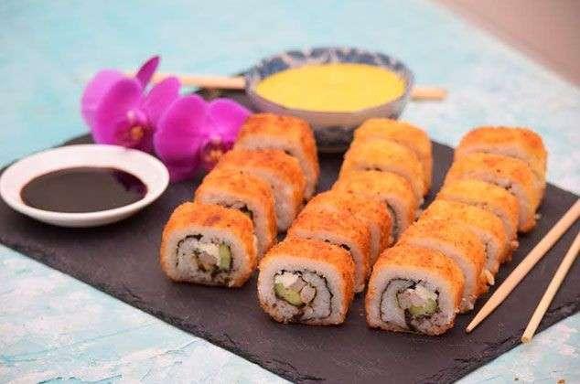 Comida Asiatica. Emprendimientos desde Casa - 1