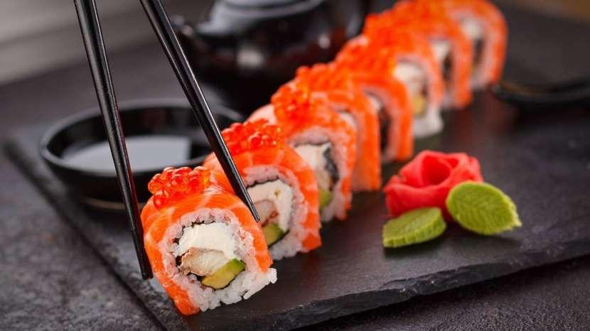 Comida Asiatica. Emprendimientos desde Casa - 5