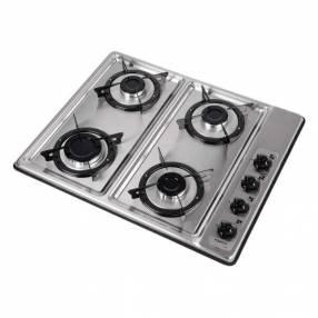 Anafe fogatti cooktop 4 hornallas 400i inox
