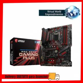 Placa madre Intel MSI1151 Z390 MPG gaming plus HDMI/DVI/M.2