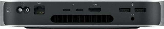 Apple Mac Mini 256gb SSD M1 8gb silver MGNR3LL/A - 2