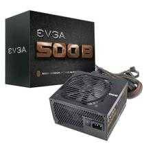 Fuente EVGA 80 Plus Bronze 100-B1-0500-KR 500W