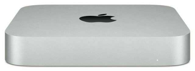Apple Mac Mini 256gb SSD M1 8gb silver MGNR3LL/A - 0