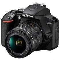 """Cámara Digital Nikon D3500 24.2MP 3.0"""" Lente AF-P DX NIKKOR - 0"""