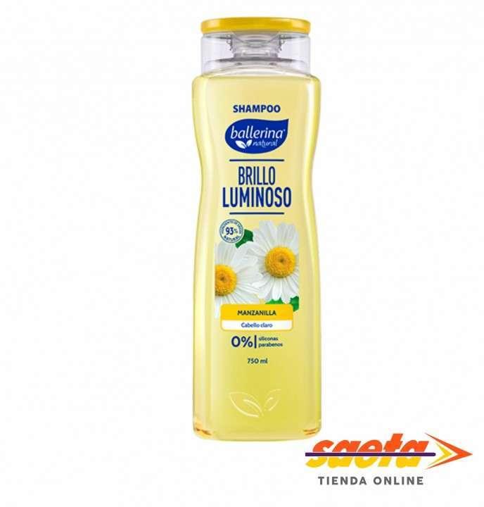 Ballerina shampoo manzanilla 750 ML - 0