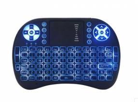 Mini teclado inalámbrico Retroiluminado KET-1107