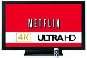 Cuentas Netflix Ultra HD 4K