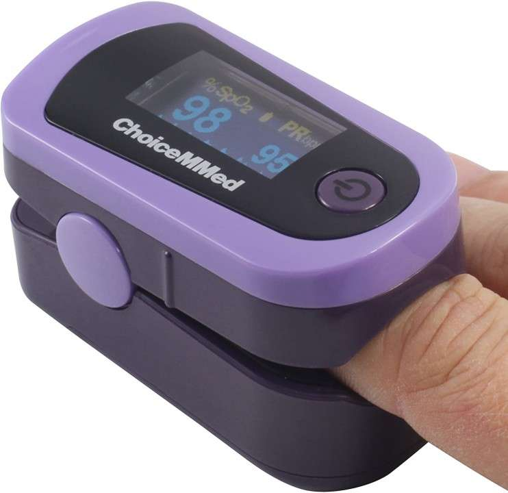 Oxímetro de pulso Choicemmed - 0