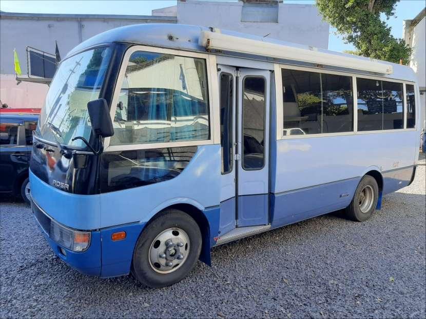Mitsubishi casa rodante 1998 - 7