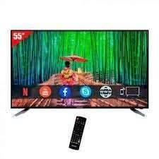 Smart TV Aiwa 55 pulgadas 4K UHD