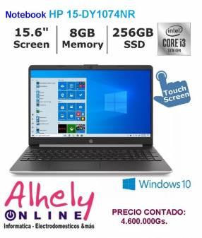 Notebook HP 15-DY1074N