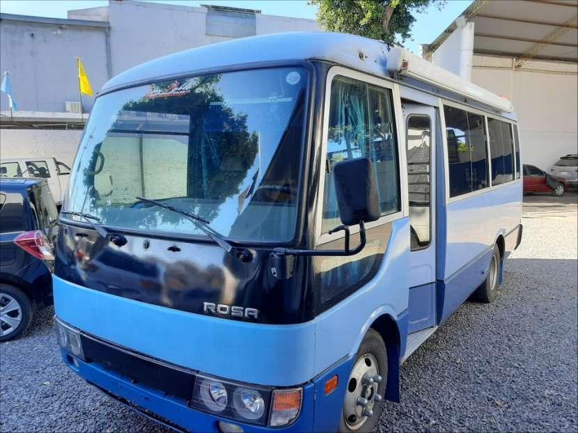 Mitsubishi casa rodante 1998 - 5