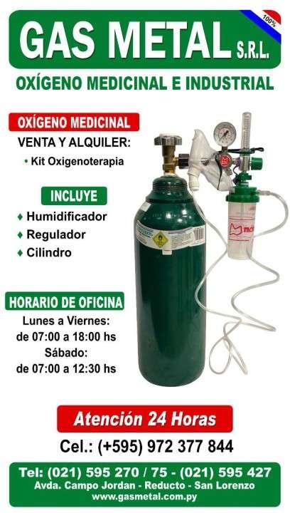Kit de oxigenoterapia - 1
