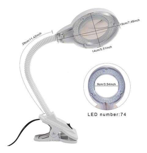 Lupa LED de mesa o escritorio - 1