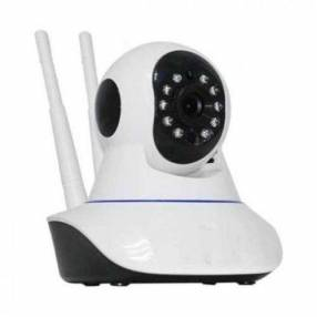 Cámara IP inteligente Tucano V380 Pro TC-YT-B82 wifi con 2 antenas