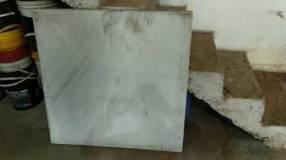 Planchas de isopor