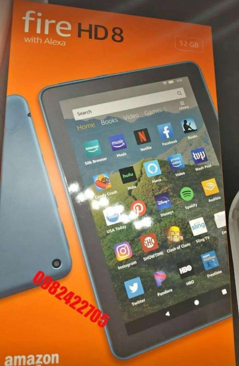 Tablet Amazon de 32 gb - 0