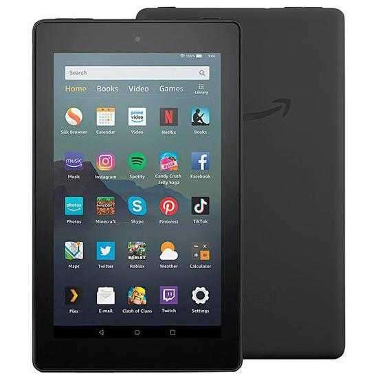 Tablet Amazon Fire HD 7 pulgadas 16gb - 0