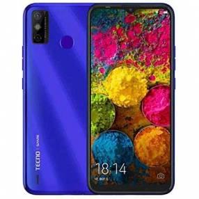 Celular Tecno 1580 KE5 2gb+32gb Aqua Blue