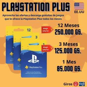 PlayStation Plus / Now / Store