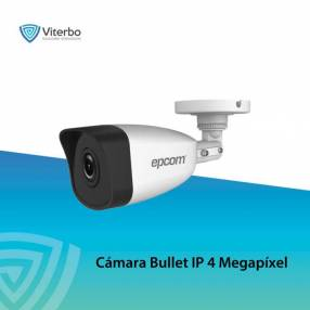 Cámara Bullet IP 4 Megapixel / Lente 2.8