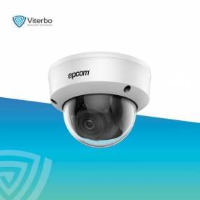 Domo Turbo HD 1080p lente varifocal 2.8 - 12 mm exterior