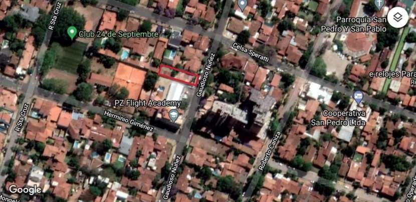 Terreno en Barrio Mburicao zona Seminario - 4