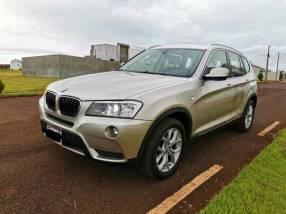 BMW X3 XDrive 20D 2014
