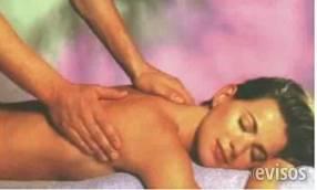 Masaje Relajante para Damas