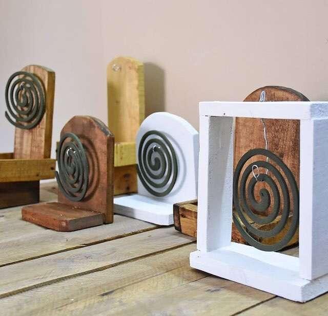 Porta espirales - 0