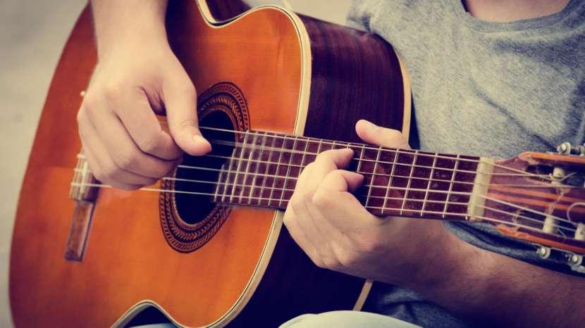 Clase de Guitarra - 0