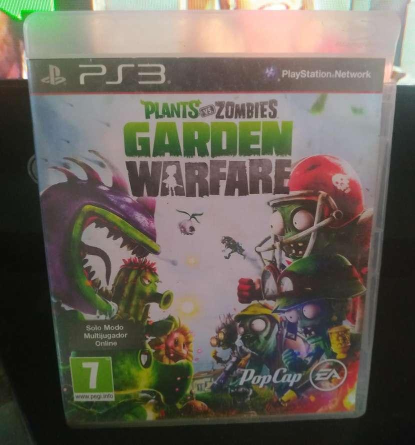Plants Vs Zombies Garden Warfare (PS3) - 0