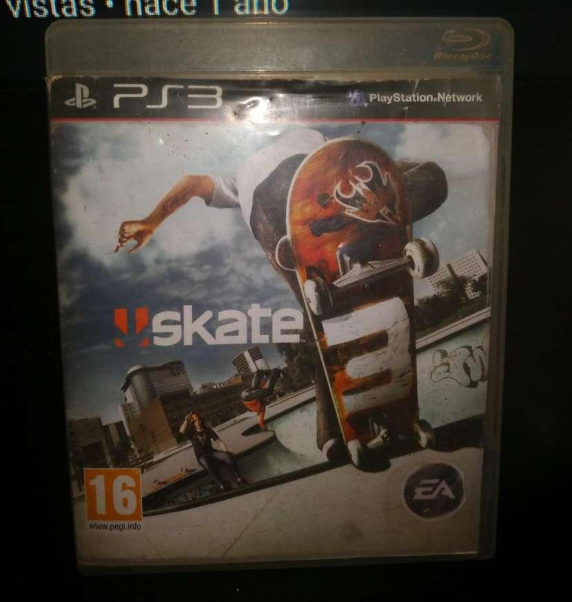 SKATE 3 (PS3) - 2